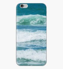 California Rolling Waves iPhone Case
