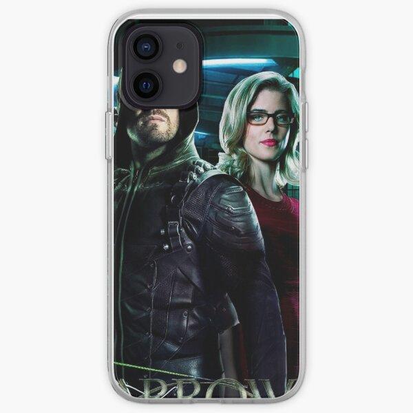 Green Arrow & Overwatch iPhone Soft Case