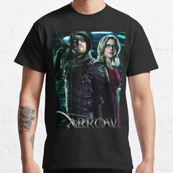 Green Arrow & Overwatch Classic T-Shirt