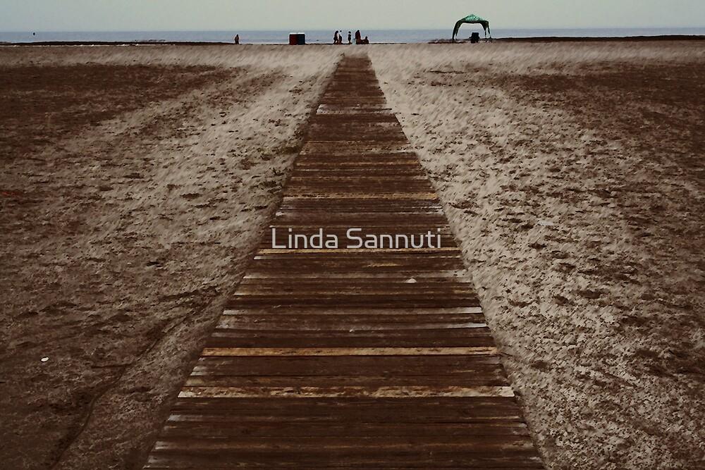 walk this way by Linda Sannuti