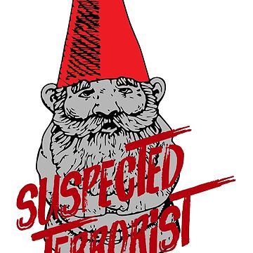 Suspected Terrorist by sick-boy