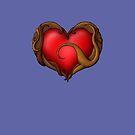 Heart Container - Original Design by Sarinilli