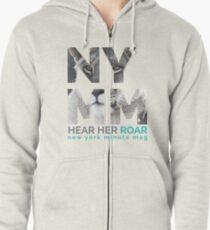 NYMM Lioness Zipped Hoodie