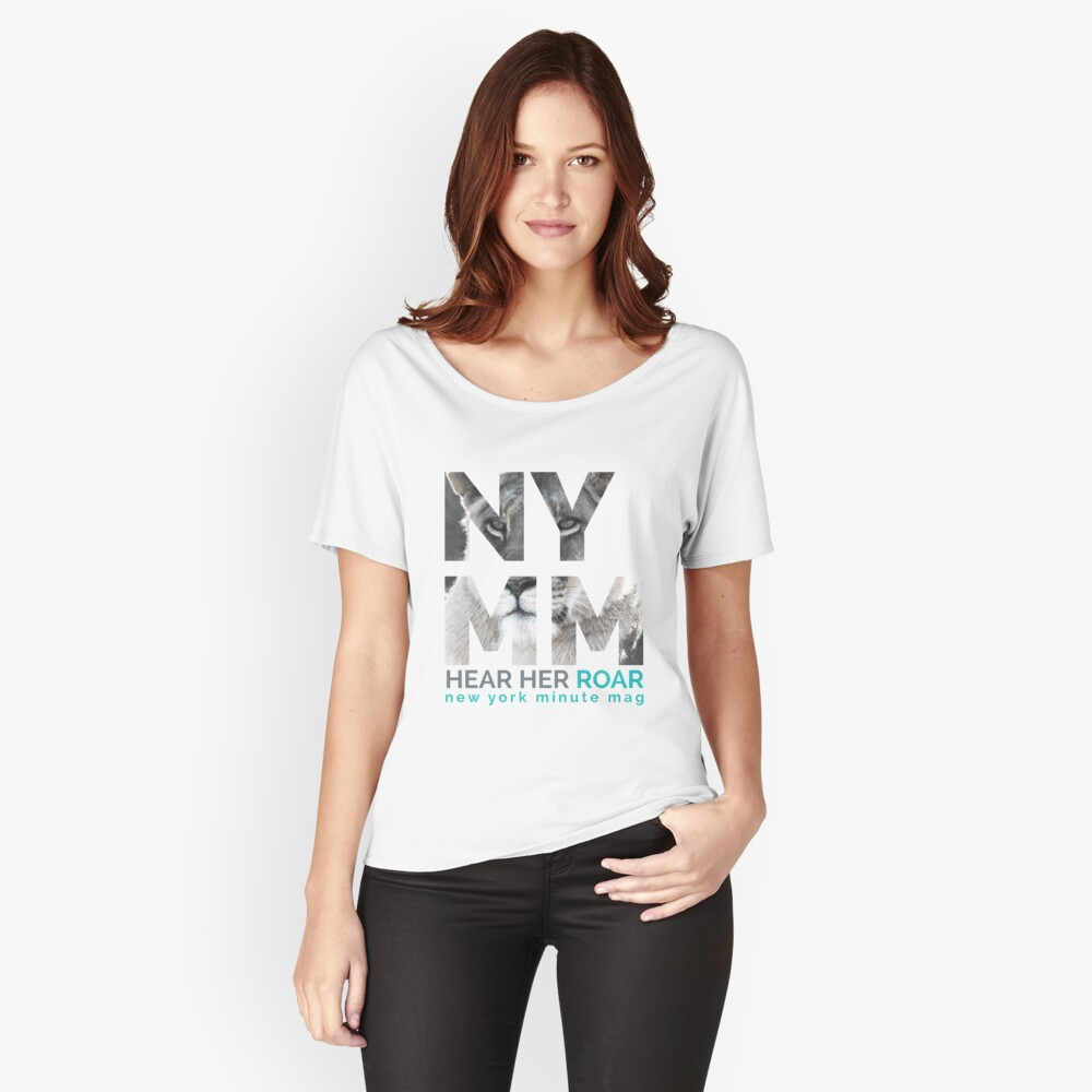 NYMM Lioness Relaxed Fit T-Shirt