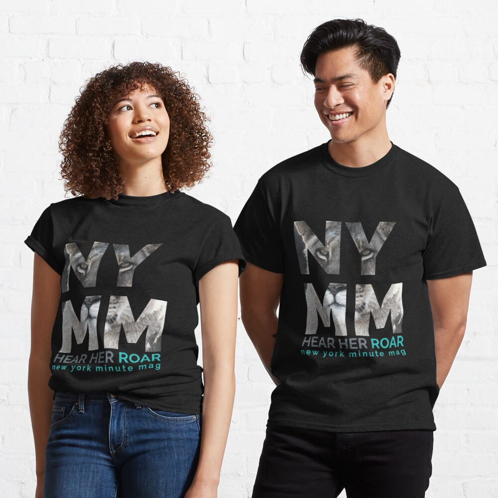 NYMM Lioness Classic T-Shirt