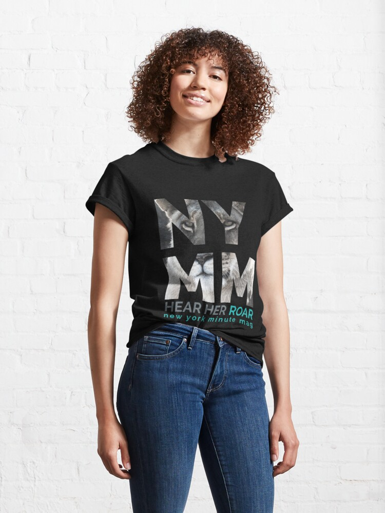 Alternate view of NYMM Lioness Classic T-Shirt