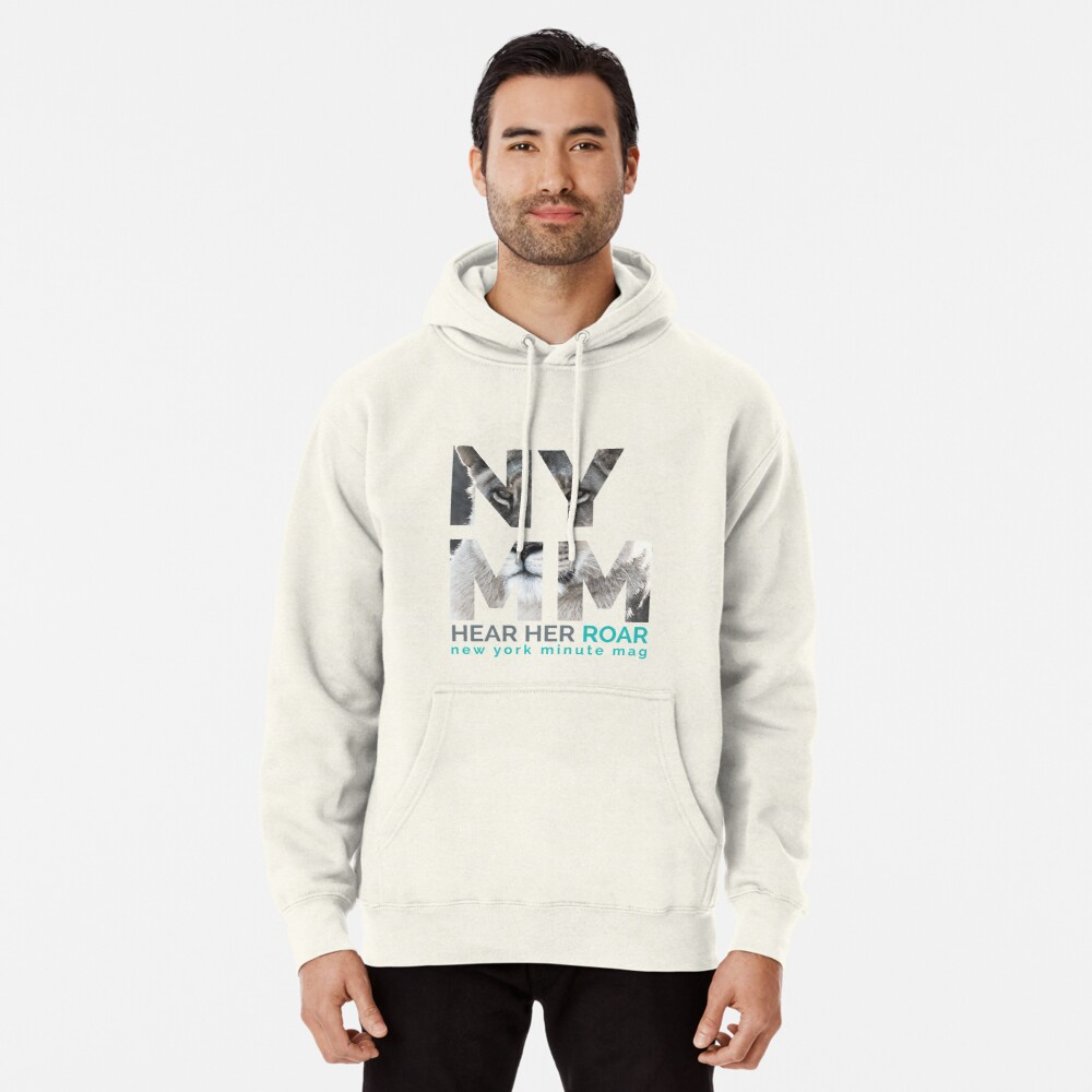 NYMM Lioness Pullover Hoodie