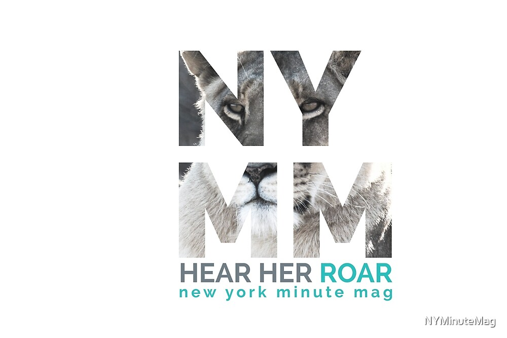 NYMM Lioness by NYMinuteMag