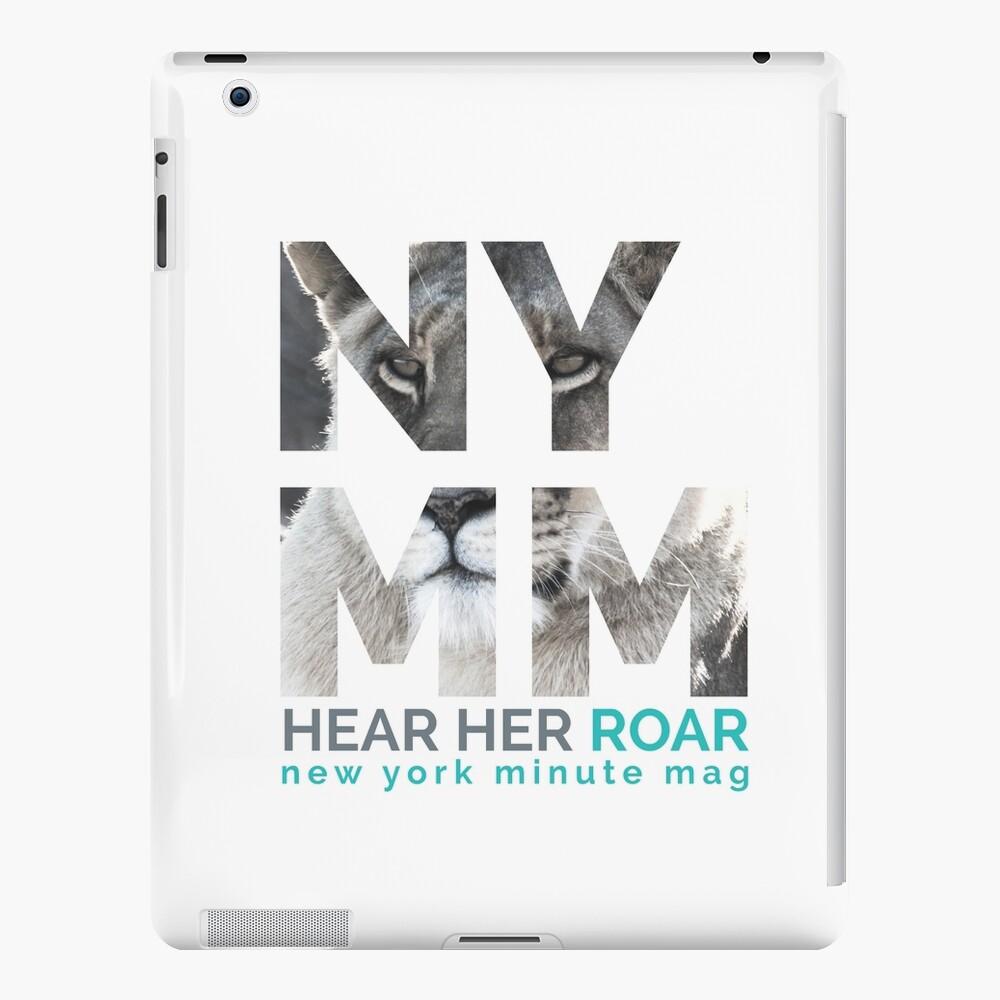 NYMM Lioness iPad Case & Skin