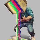 TV Man by andremuller