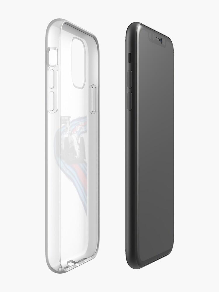 Williams Martini Racing 5 iphone case
