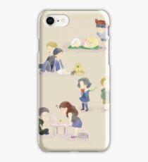 Kindergarden iPhone Case/Skin