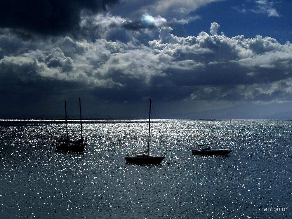 Magic Sky by antonio