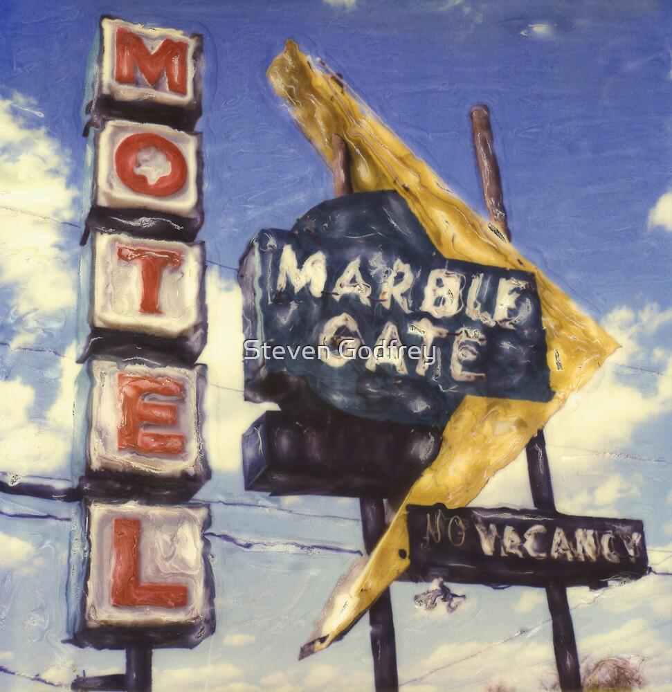 Motel Marble Gate by Steven Godfrey