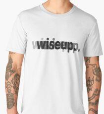 wiseup. Men's Premium T-Shirt