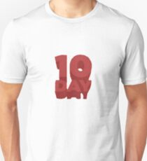 Chance the rapper 10 day Slim Fit T-Shirt