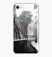 0490 Road to Mt Buffalo iPhone Case/Skin