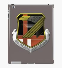 Yellow Squadron Insignia iPad Case/Skin