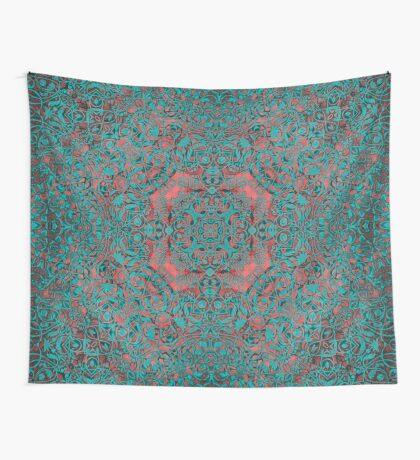 magic mandala 34 #mandala #magic #decor Wall Tapestry