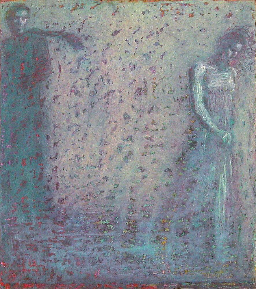 Backward Glance by painterlady
