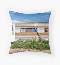 Planted Mobility  Throw Pillow