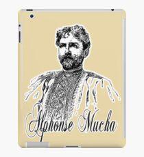 Alphonse Mucha - by Alphonse Mucha (1897) iPad Case/Skin