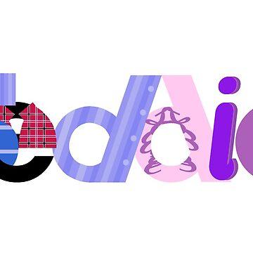Seddie logo - borderless by phantompearl