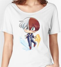 Shouto - My Hero Academia Women's Relaxed Fit T-Shirt