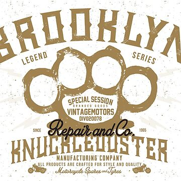 Premium T-Shirt Brooklyn Legend Series by gerand