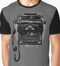 Communication's Typhone Graphic T-Shirt