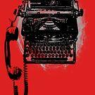 Communication's Typhone by Denis Marsili