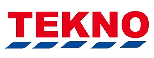 Tekno Tesco Logo Sticker