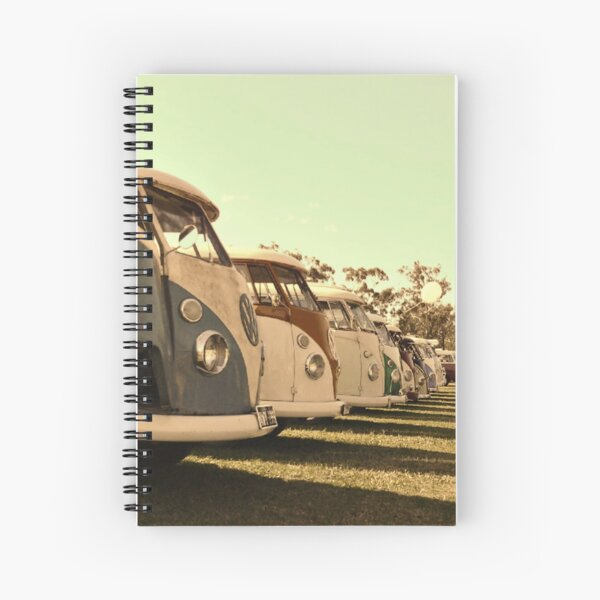 The Lonesome Balloon Spiral Notebook