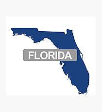 Florida Sunshine State Miami Orlando Beaches Vacation Paradise Photographic Print