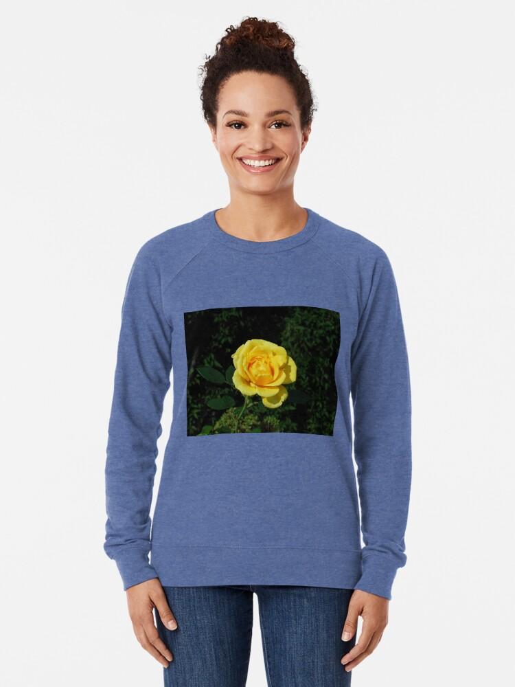 Alternative Ansicht von Herbst Rose Leichter Pullover