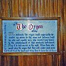Das Orgelwaisengebet von BlueMoonRose