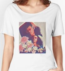 SZA // FLOWERS Women's Relaxed Fit T-Shirt