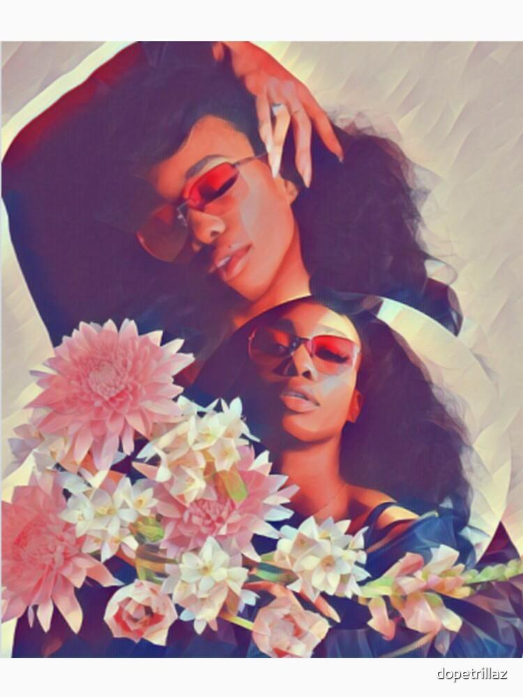 SZA // FLOWERS by dopetrillaz