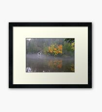 Autumn Dream Framed Print