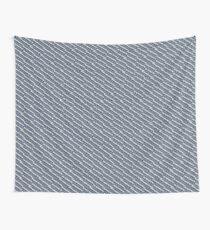 Grey ~ Kombi Kombi Wall Tapestry