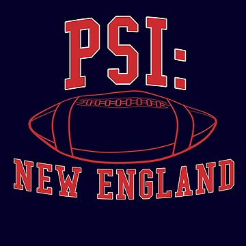 PSI: New England - Deflate Gate by bestnevermade