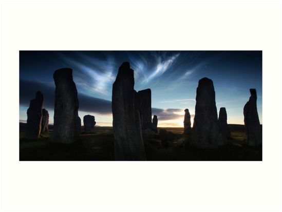 Callanish III by colin campbell