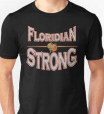 Floridian Strong Florida Fierce Hurricane Irma T-shirt Unisex T-Shirt