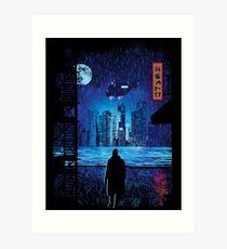 2049 Art Print