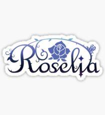 Bang Dream Roselia Sticker