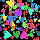 Love VW Hearts by melodyart