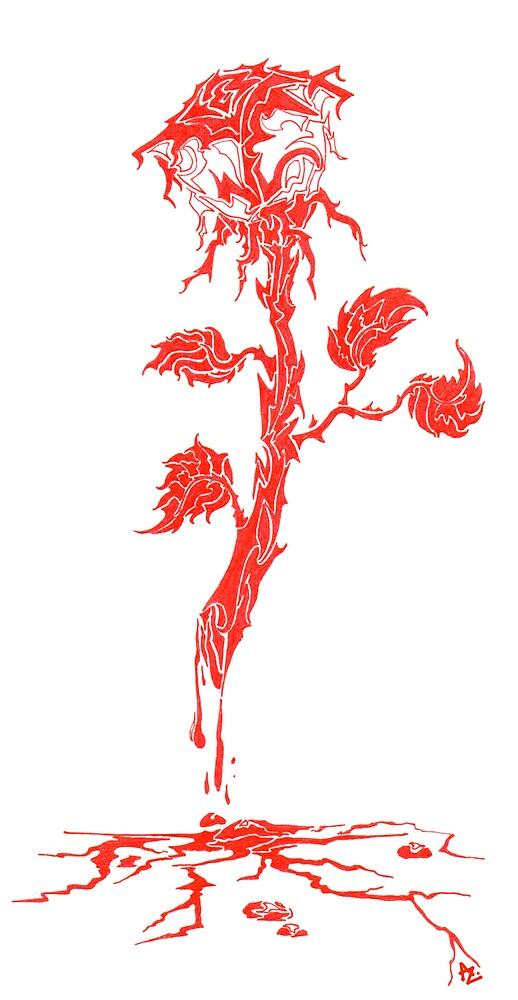 Rose by Anthropolog