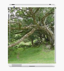 Bent by Nature iPad Case/Skin