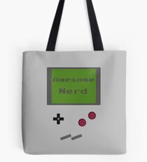 Awesome Nerd Tote Bag