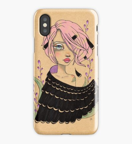 Changeling Girl iPhone Case